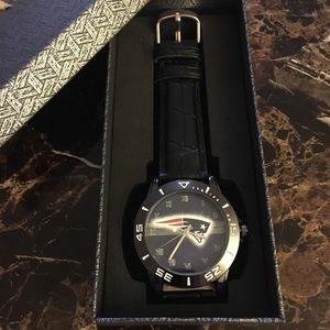 ▪️New England Patriots Watch With Box